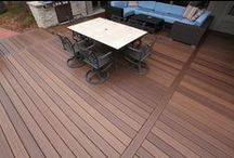 Gossen Reàl Decking / All the images you see on this board showcase decks and projects made with Reàl Decking.