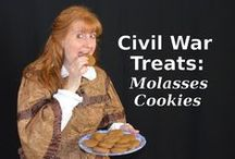 Civil War Unit Study / Hands-on activities for the Civil War, including field trips, creative writing assignments, food, and crafts. We are using All American History: Vol. 2 for our study of the Civil War.