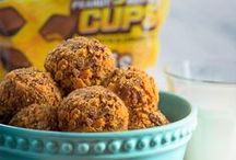 Crispety, Crunchety Classics / Kick your next recipe up a notch with Butterfinger. This crispety, crunchety, peanut buttery treat is perfect in everything from cookies to brownies, cupcakes to pies, Halloween treats to holiday eats, and, well, you get the picture.  / by Butterfinger