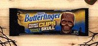 Halloween with Butterfinger / Halloween. All Hallows Eve. Grand night of mischief. That holiday where you get free candy and somebody always T.P.'s the neighbors. Whatever you call it, make your Halloween party a bit more delicious with these terrifyingly tasty treats.