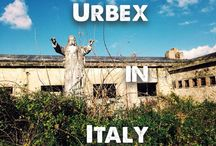 Urbex || Abandoned places in Italy / Abandoned places throughout Italy. Pin your best pictures and invite your urbex friends. Details on the location are more than welcome. To join the board: blocal.writeme@gmail.com