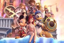 Kingdom Hearts / Video Game that I <3. / by Luna Lillyth