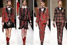 autumn trends / Tartan military or animalier ... what do you prefer? discover at http://www.fashionfiles.it/pagina.php?ID=367