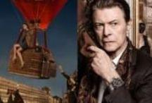 David Bowie e Louis Vuitton / L'invitation au Voyage