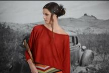 tribute to georgia / the collection for S/S 2014 designed by Susanna Liso for Le Tartarughe