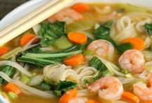 Soup & Stew / Tasteful soups and hearty filling stews.