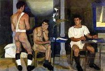 Greek artist=Γιαννης Τσαρουχης (Giannis Tsarouhis 1910-1989)
