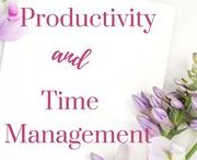 """Productivity & Time Management / Productivity Tips, Courses & Resources...    Productivity is too often misunderstood - it's not about working harder, spending long hours at work, or simply getting more done!  Productivity is about getting the right things done so there's time for the good stuff in life.  >>> """"Lack of direction, not lack of time, is the problem. We all have twenty-four hours days."""" ~ Zig Ziglar"""