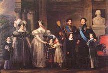 dynasty Bernadotte / franse maarschalk Bernadotte wordt koning van Zweden