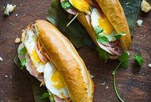 Tasty Sandwiches / Best sandwiches ever.