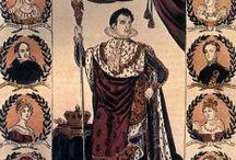 De familie Bonaparte / familie van Napoleon Bonaparte