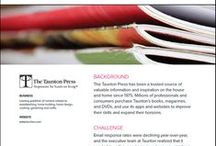 Verticals - Publications / Examples of agile email marketing campaigns for publications. / by Movable Ink