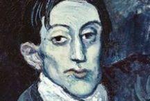 Artst= 2 Pablo Picasso( 1881-1973)-Blue Period ( 1901-1904)-Rose Period (1904-1907)