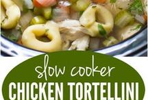Slow Cooker & Crock-Pot Ideas / Easy and inspirational recipes for slow cookers/crock-pots.