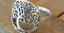 Sterling Silver Jewelry / Gorgeous Sterling Silver Jewelry available at the Green Gecko.