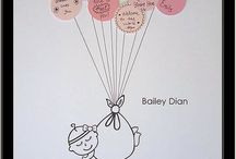 Baby shower / Ideas for you baby shower, preparation, gifts, decoration, cakes....