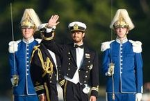 Prins Carl Philip van Zweden