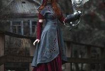 Steampunk, Gypsy and Goth