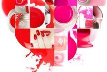 Bio Sculpture and CND Shellac / Bio sculpture gel, crystal nail art, minx, nail colours