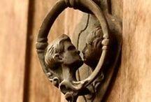 Doors...door knob...Door knokers