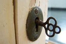sleutel & sleutelgat