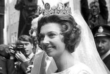 De prinsessen: Margaretha, Birgitta, Desiree, Christina Bernadotte