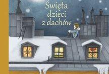 książki świąteczne / Książki dla dzieci o Bożym Narodzeniu, Świętym Mikołaju, o zimie