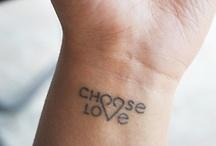 - Tattoos ☆ -