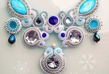 my Soutache Island / soutache jewellery