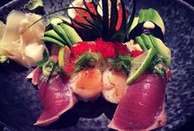 Sticks'n'sushi foodporn❤️ / Snapshots from the restaurant where I work, sticks'n'sushi Tivoli hotel, Copenhagen ❤️