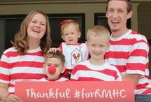 RMHC / Ronald McDonald House Charities has been around since 1974 and serves families of seriously ill children through 300 chapters in 62 countries.