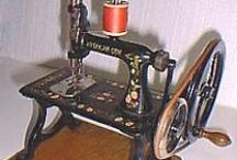 American Toy Sewing Machines
