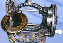Britannia Manufacturing Co. / Britannia Co. Est 1865 - became Britannia Sewing Machine Co. By 1868 1879 became Britannia Manufacturing Co. 1879 - 1887. In 1866 Bear and Blomfield formed the Britannia Sewing Machine Company to produce sewing machines.