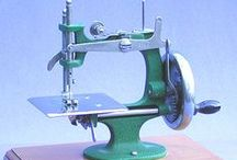 Grain / The Grain toy sewing machines were one of the most successful British toy sewing machines of the 1950's. However the company was started many years before the Grain miniature sewing machine turned up.