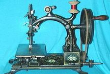 Hurtu / The sewing machines that Auguste Jacques Hurtu started making in the 1860's are amongst the most beautiful and collectible of all sewing machines. Hurtu made cars, bicycles, motor cycles, engines, tools and sewing machines.