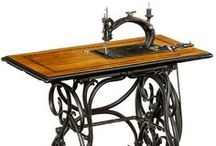 "Peugeot & Cie Company / In 1876 Peugeot sewing machines won a gold medal in the Paris World Fair. In 1878, the patent ""machine of pedestal table"" leads to the development of a machine run using a single pedal."