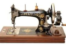 Pfaff / Georg Michael Pfaff started producing sewing machines in 1862 in Kaiserlauten, the firm was successful gradually increasing production and by 1890 about 500 machines a week were bring produced. A new factory was built around 1900 and by 1910 the firm had produced 1 million machines. In 1926 Pfaff became a Limited Company. After the Second World War the Company continued to expand taking over Gritzner-Kayser in 1957.