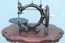 R. M. Wanzer & Company / Richard Mott Wanzer started manufacturing sewing machines in Canada in 1858. The firm seems to have traded as The Wanzer Sewing Machine Co Ltd in Great Britain and France where there were offices.