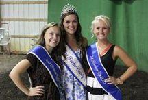 Porter County Fair Queens
