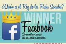 Social Media España / Todo sobre los redes sociales en Español!