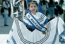 El Salvador/ My land. / My country and its stuff.... Costumbres, tradiciones... cosas!