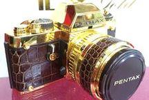 Film Camera / 旧世代のフィルムカメラ関連のピンボード