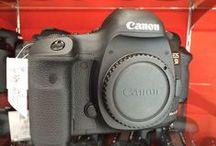 Digital Camera (Canon) / キヤノン デジタルカメラ情報