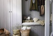Mudroom / The most needed room in the house.