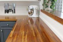 Wood Countertops