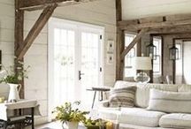 Living / Living room spaces