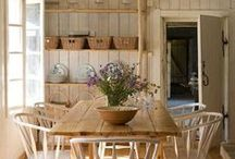Dining / Rooms to eat in