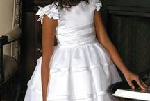 Communion Dresses / Communion dress ideas and designs / by Yana Neverene