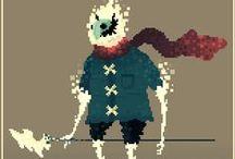 Mystic Pixel's / Pixel art
