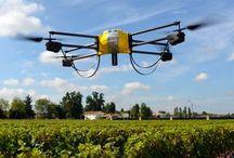 Drones / Autonomous flying vehicles